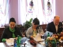 Signing memorandum on cooperation / Supreme court of Montenegro, AYDM and Association for support to persons with disabilities Bijelo Polje and Bar of Monteneegro, AYDM and Association for support to persons with disabilities Bijelo Polje